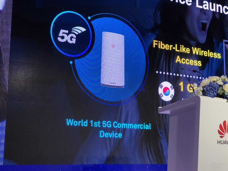 5G-CPE startet nächstes Jahr
