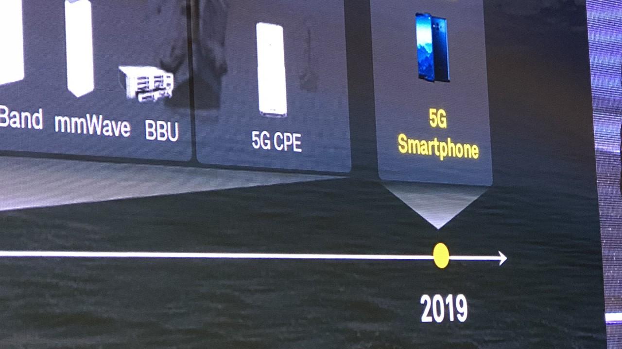 Huawei: 5G-Smartphone mit neuem Kirin-Chip kommt 2019
