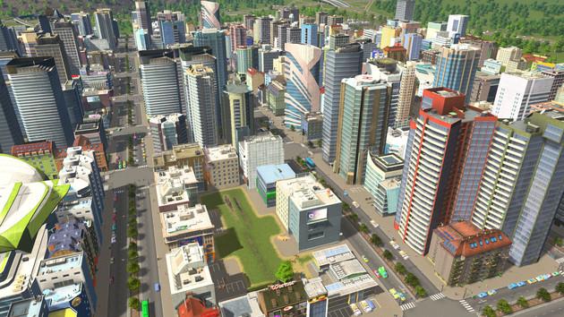 Aktion: Cities: Skylines am Wochenende gratis spielen