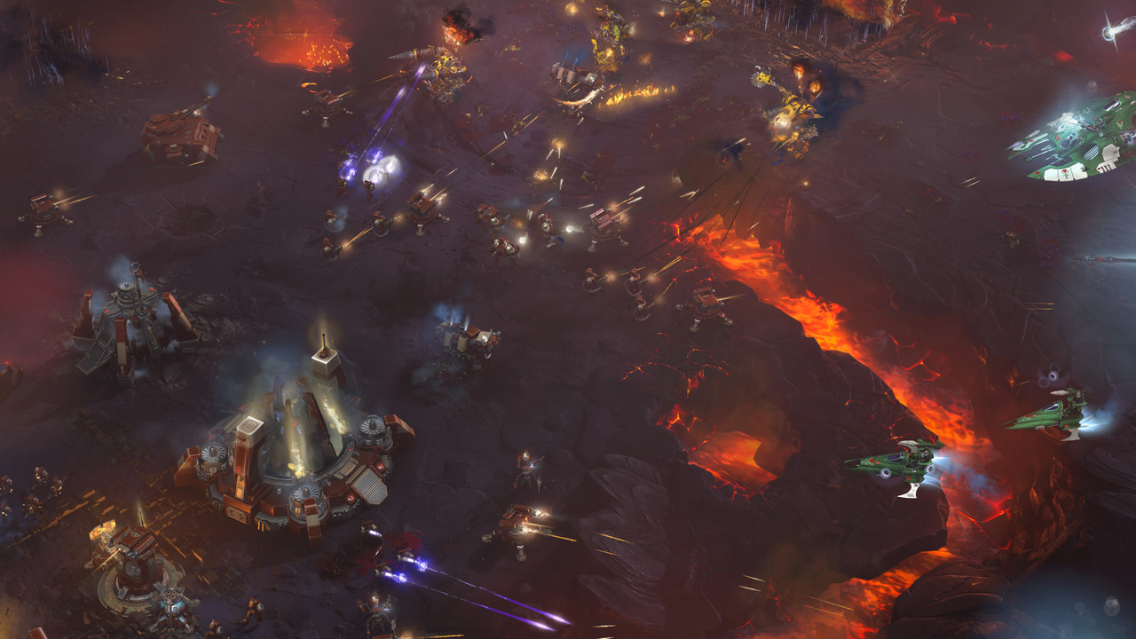 Warhammer 40k: Dawn of War 3: Entwicklung weiterer Inhalte eingestellt