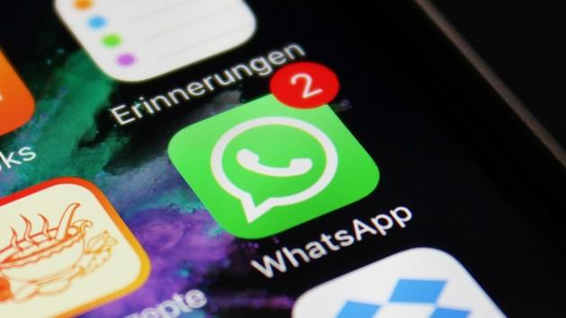 Whatsapp - Neue Funktion erlaubt Abruf aller gespeicherten Daten