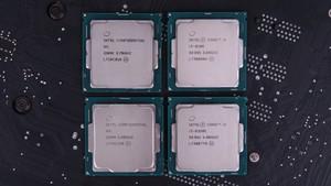Intel Coffee Lake: Preise auf neuem Tiefstand