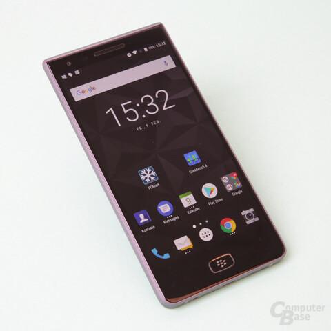 BlackBerry Motion im Test