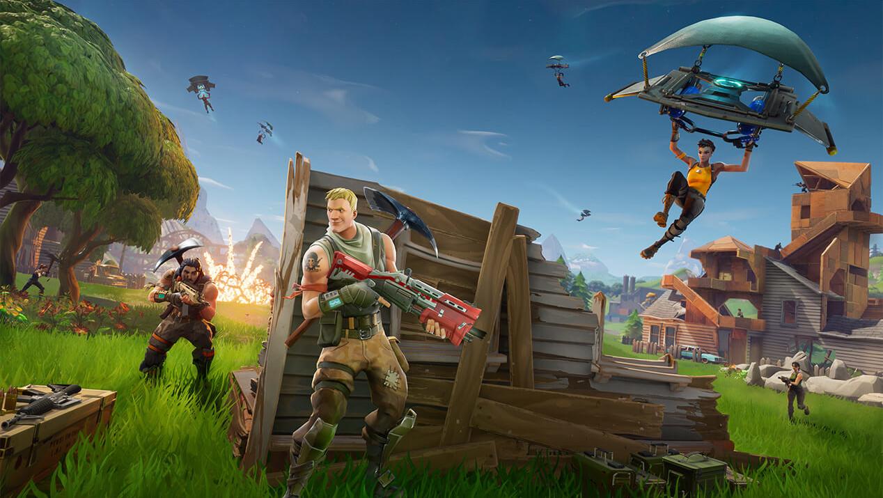 Fortnite: 3,4 Millionen Spieler waren zu viel für die Server