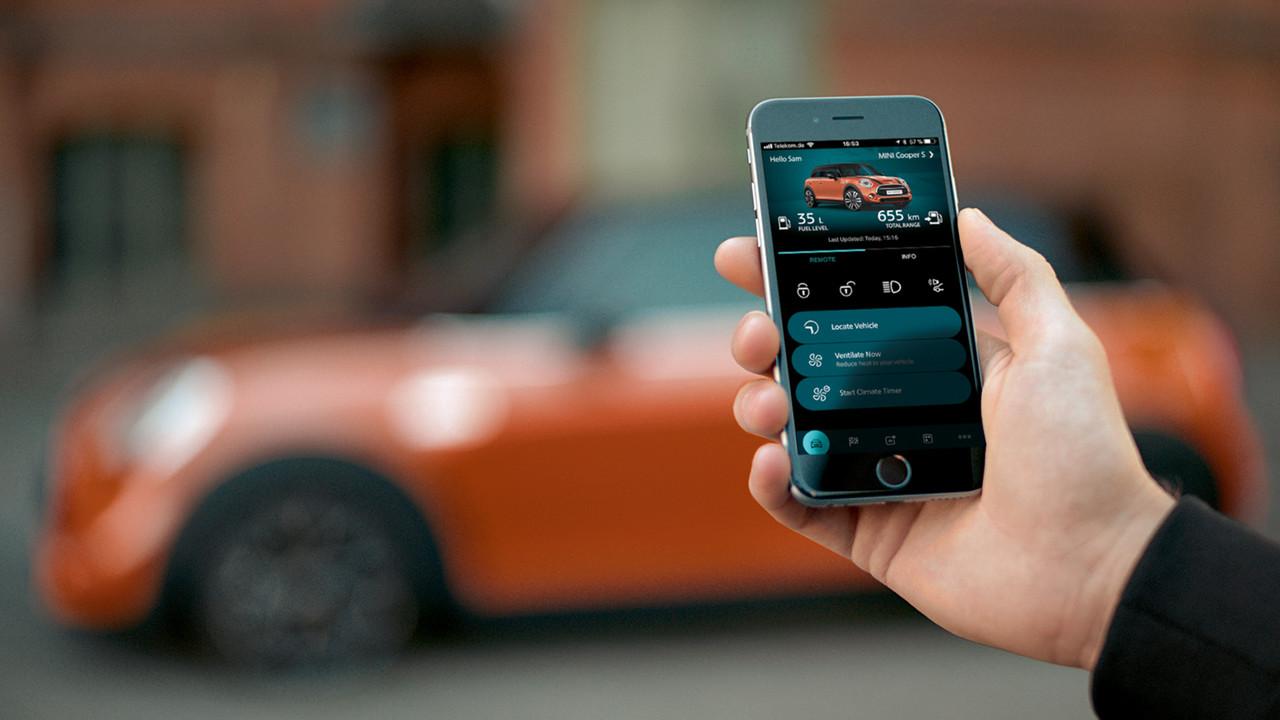 Mini Connected: Neufahrzeuge ab März mit LTE-SIM-Karte erhältlich