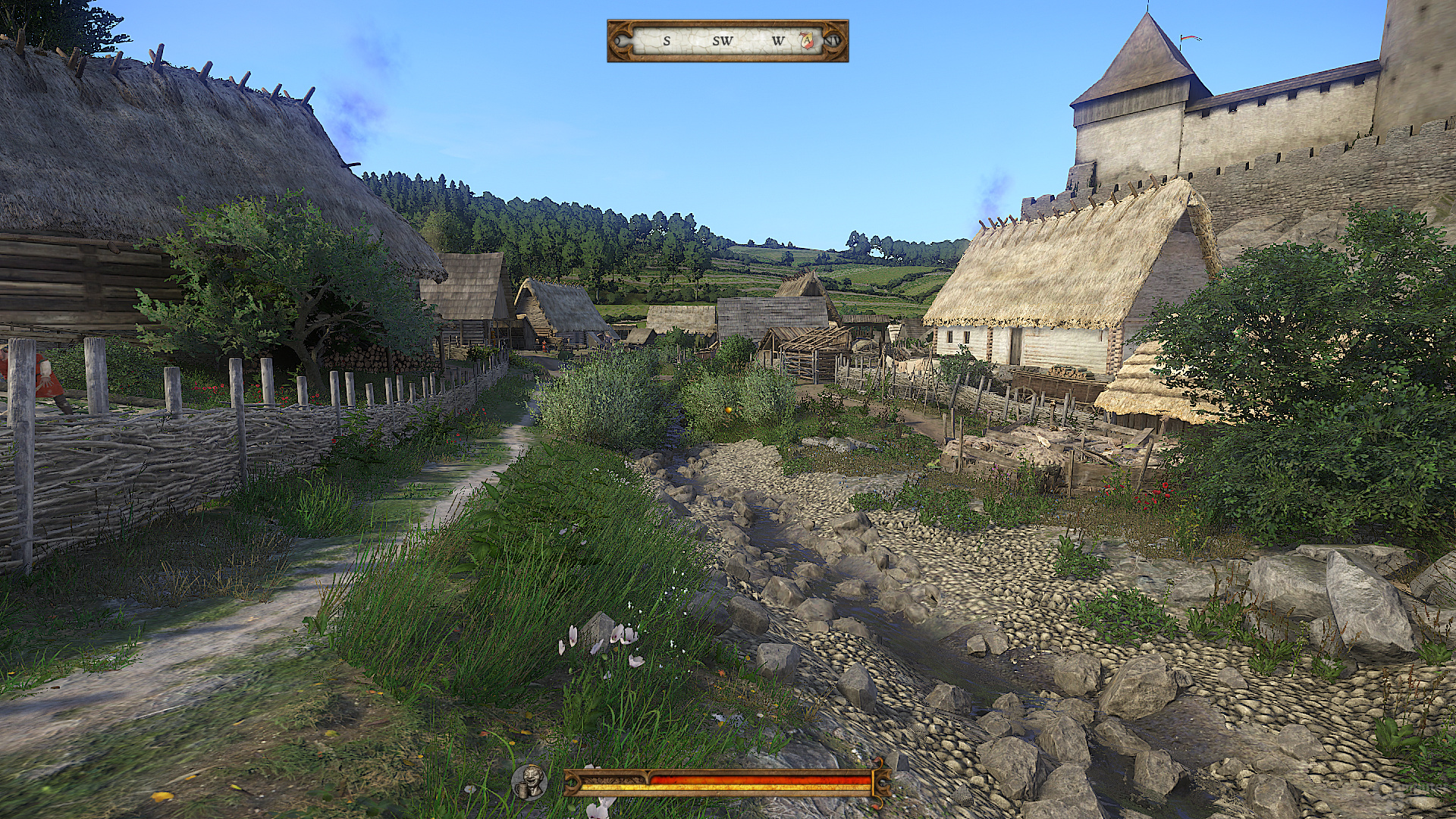 Kingdom Come: Deliverance – Hoch-Preset