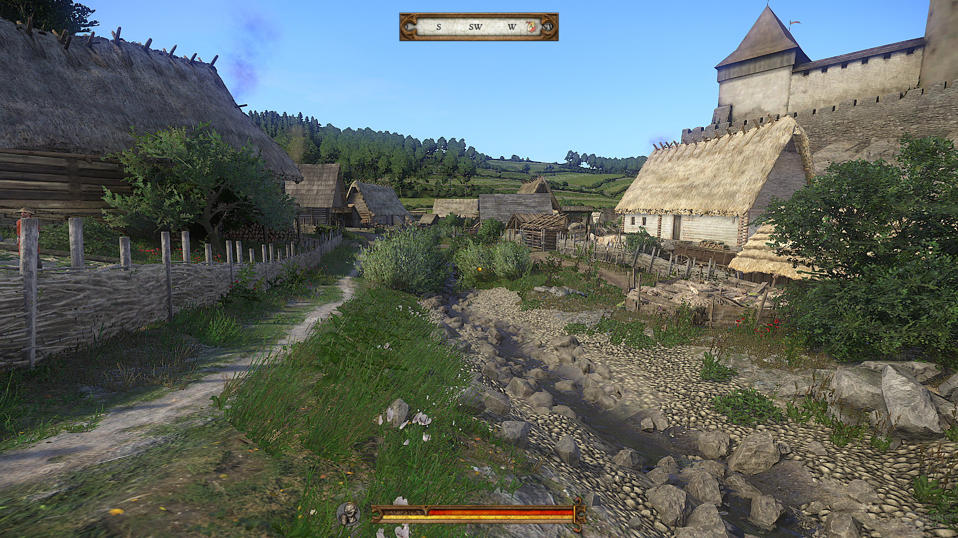 Kingdom Come: Deliverance – Mittel-Preset