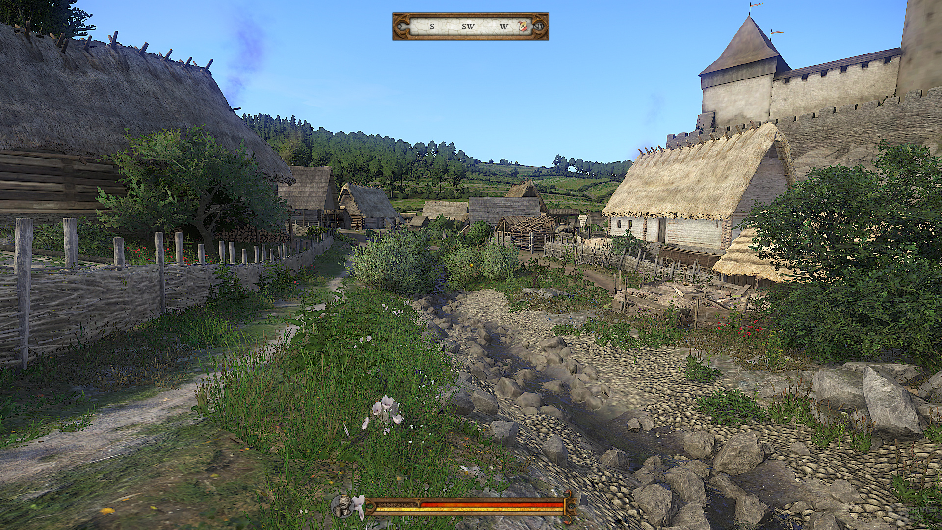 Kingdom Come: Deliverance – Niedrig-Preset