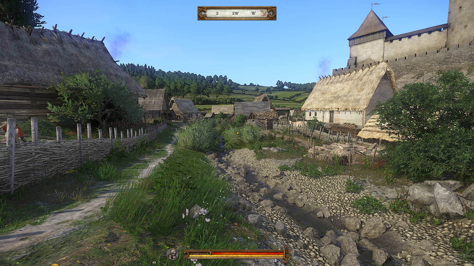 Kingdom Come: Deliverance – Ultra-Hoch-Preset