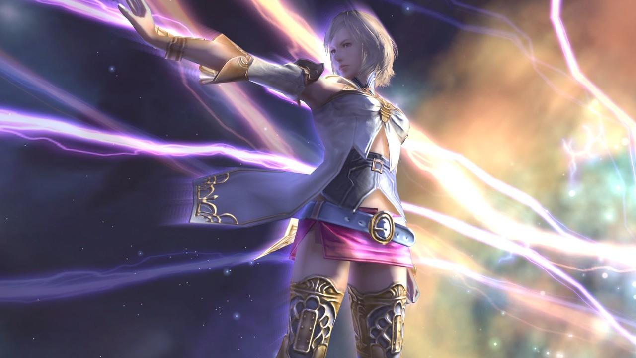 Final Fantasy XII: Trotz PS2-Herkunft mit massivem Hardwarehunger