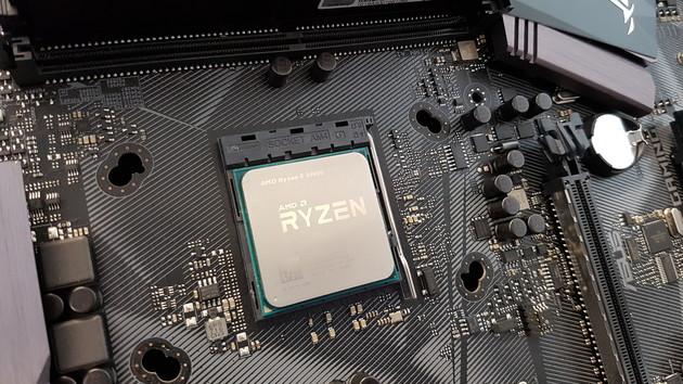 """Ryzen 2400GE & 2200GE: AMD Raven Ridge mit 35 Watt und einem """"E"""""""