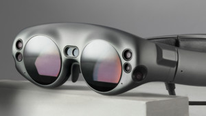 Mixed-Reality-Brille: Axel Springer investiert in Startup Magic Leap