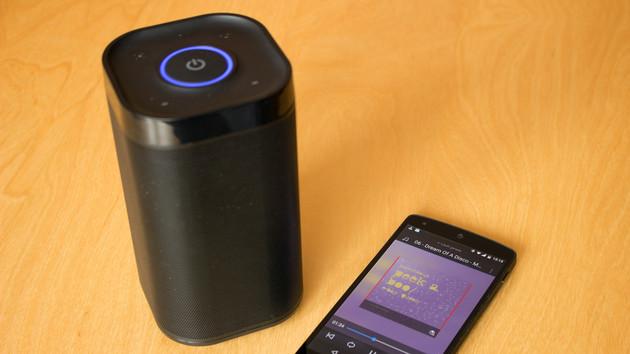 EasyACC Dolcer DP300 im Test: Kompakter Lautsprecher mit hoher Leistung