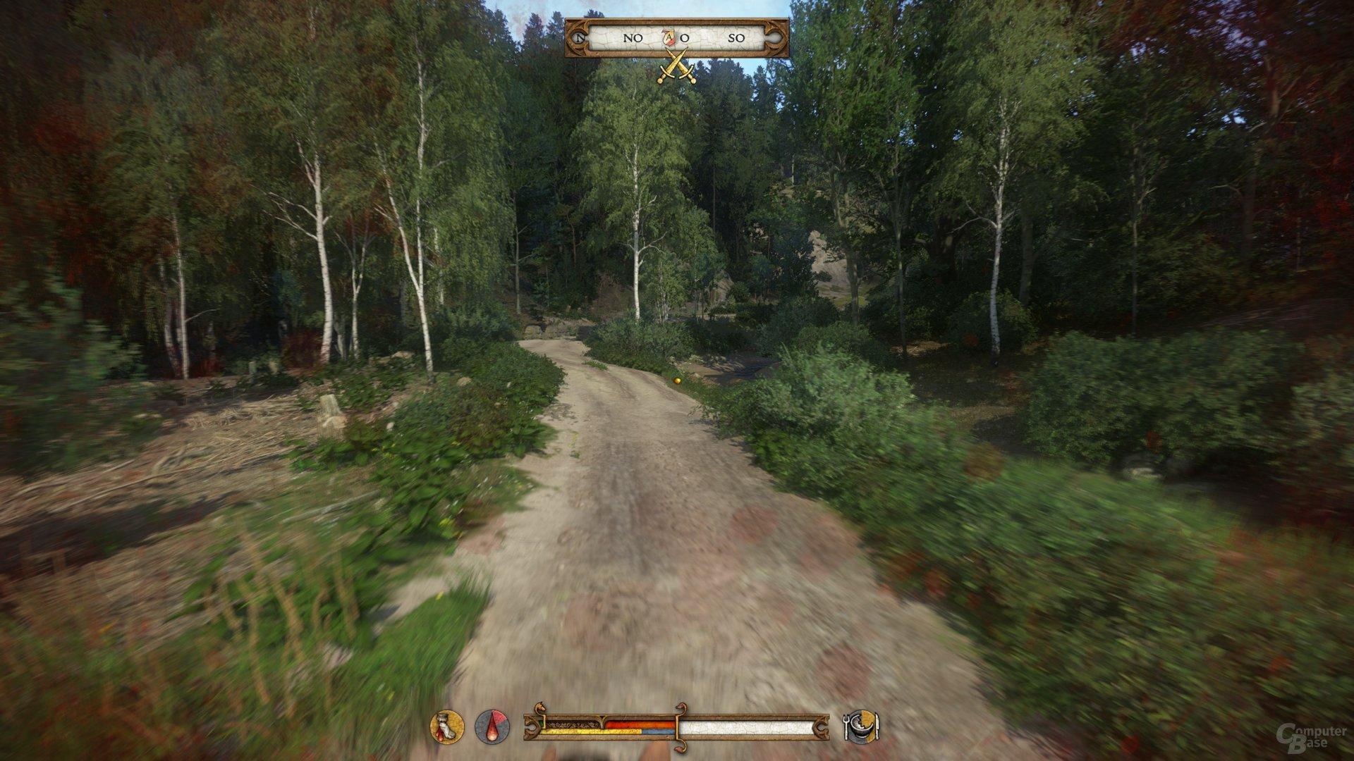 Kingdom Come: Deliverance im Technik-Test