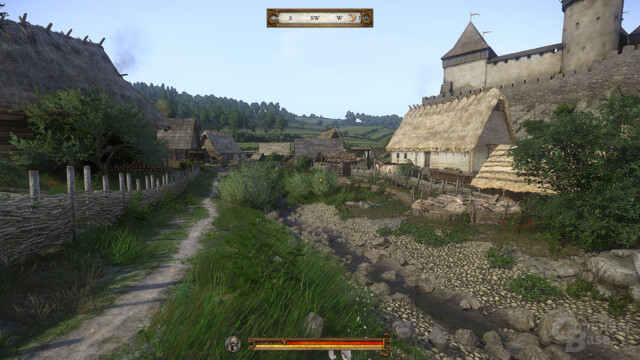 Kingdom Come: Deliverance im Technik-Test