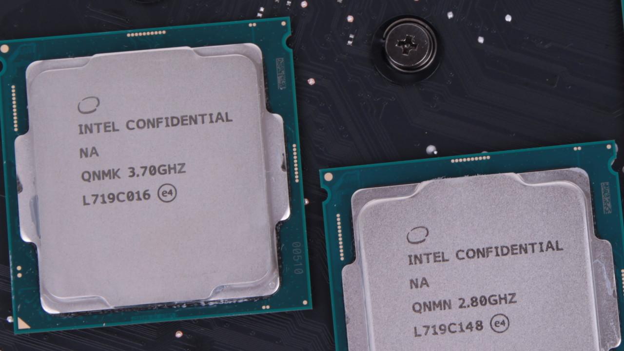 Intel-Roadmap: CPU-Termine für Coffee Lake(‑E) und Cascade Lake-SP