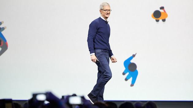 Apple: Tim Cook hofft auf das Ende von Bargeld