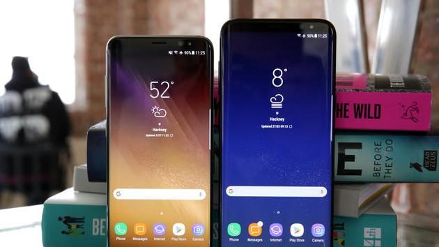 Samsung: Android 8.0 Oreo für Galaxy S6, S6 Edge und Note 5