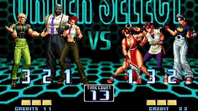 Gratis-Prügelei: GOG verschenkt The King of Fighters 2002