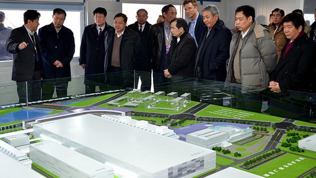 """100 Milliarden US-Dollar: Noch mehr Geld für Fabriken für Halbleiter """"Made in China"""""""