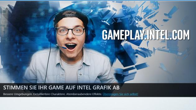 Intel-Grafik: Neuer Treiber ermöglicht Auto-Konfiguration in Spielen