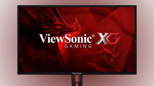 """ViewSonic XG3220: 32""""-Monitor mit UHD, VA und FreeSync für 750 Euro"""