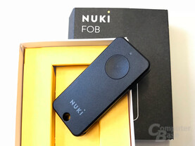 Nuki Fob Bluetooth-Fernbedienung