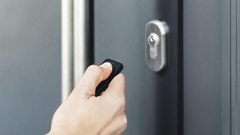Nuki Fob 2.0: Wasserdichte Fernbedienung für das smarte Türschloss