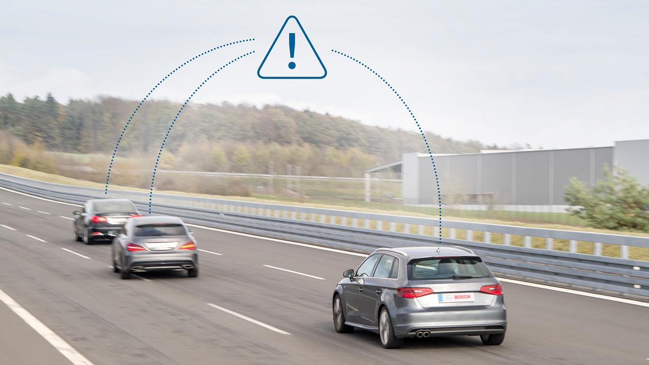 Kurzstreckenfunk: VW stattet neue Modelle serienmäßig mit WLANp aus