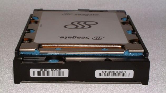 Im Test vor 15 Jahren: Die erste Festplatte mit 120 GByte und SATA