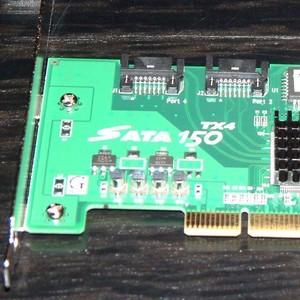Im Test vor 15 Jahren: Auf Mainboards ohne SATA musste der Adapter her