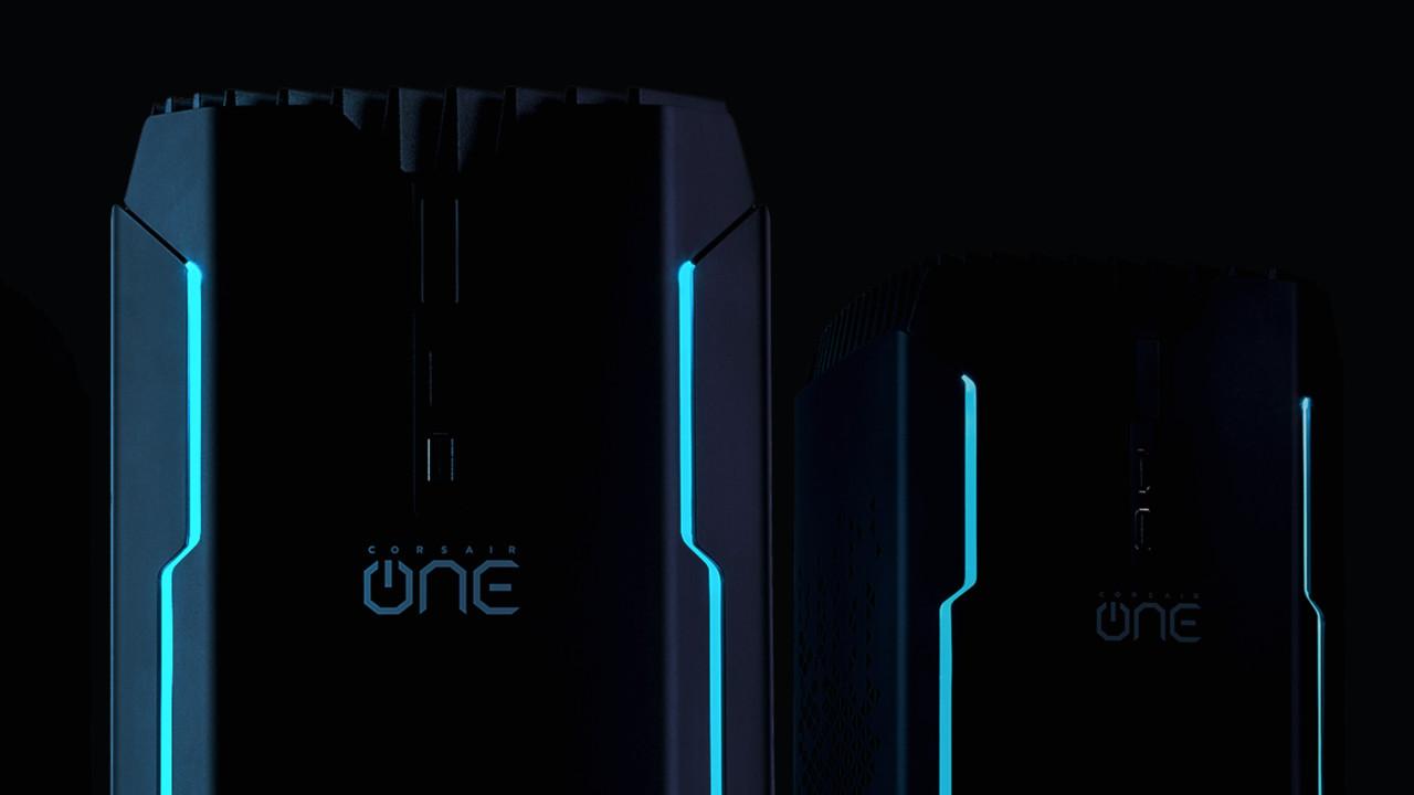 One Elite & Pro Plus: Corsairs Turm-PC mit Wakü erhält sechs CPU-Kerne
