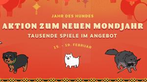 Steam: Zum Lunar New Year Sale gibt es eine neue Wunschliste