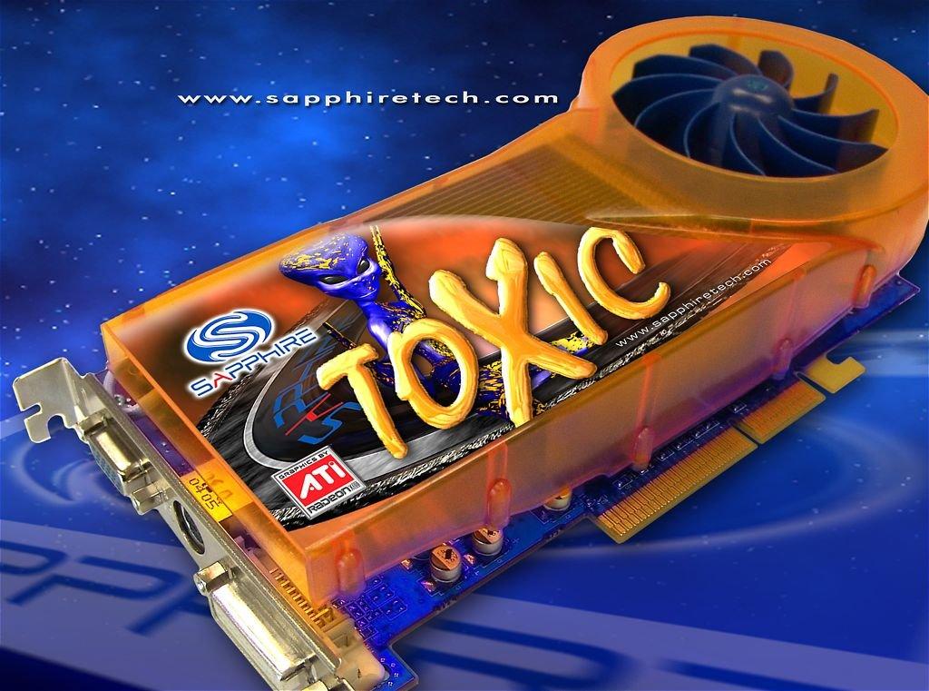 Sapphire Toxic X800 Pro ViVo 2