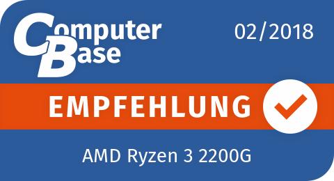 Empfehlung für den AMD Ryzen 3 2200G