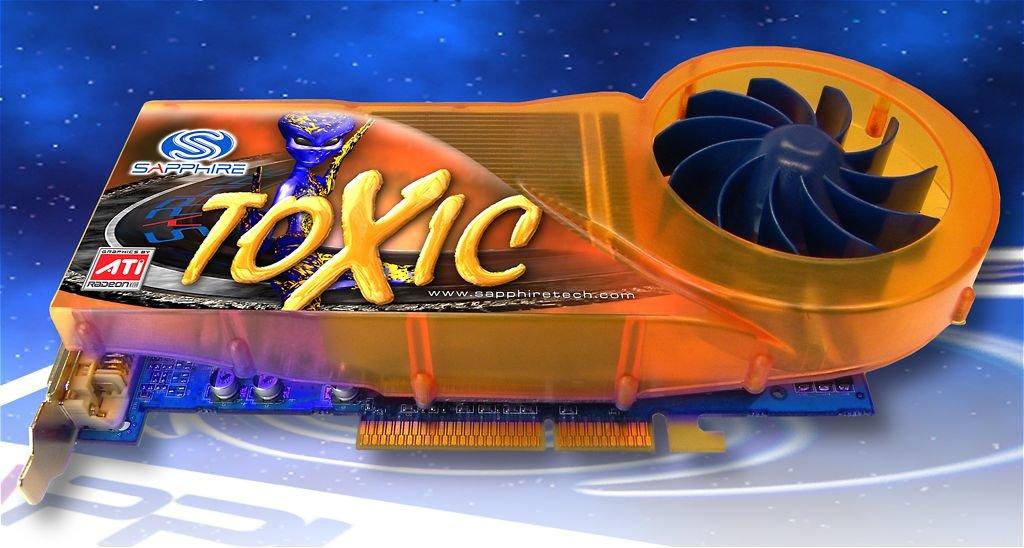 Sapphire Toxic X800 Pro ViVo 3