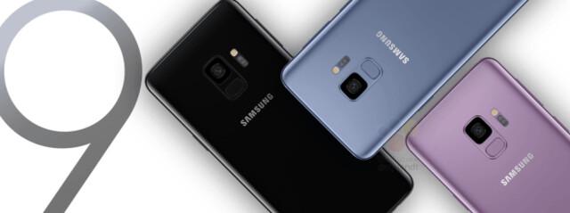 Samsung Galaxy S9(+)