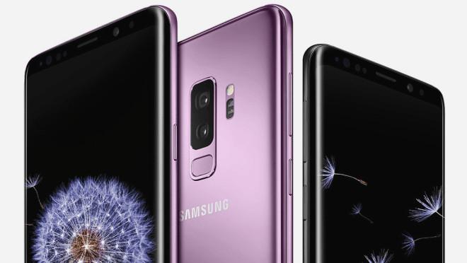 Samsung Galaxy S9(+): Bilder und fast alle Daten der neuen Serie durchgesickert