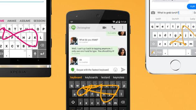 Android & iOS: Alternative Tastatur Swype wird eingestellt