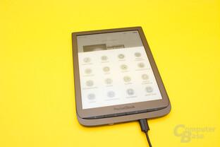 Das PocketBook InkPad 3 bietet viele nützliche Tools