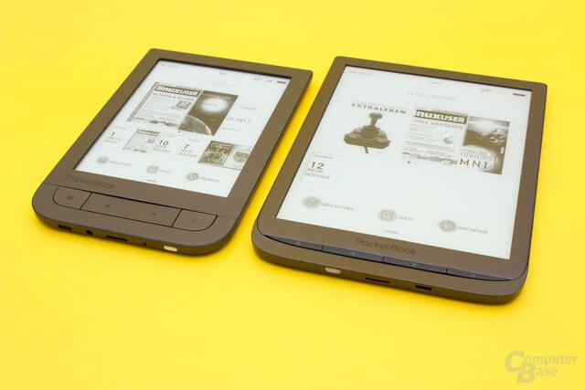 Das InkPad 3 sieht wie ein zu groß geratener Touch HD 2 aus