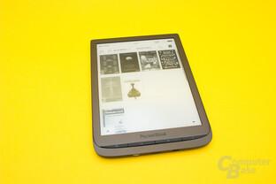 Die Bibliothek des PocketBook InkPad 3