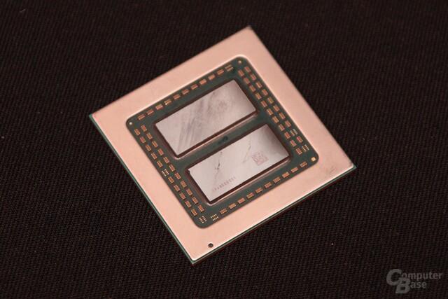 AMD Epyc Embedded 3000 mit zwei Dies