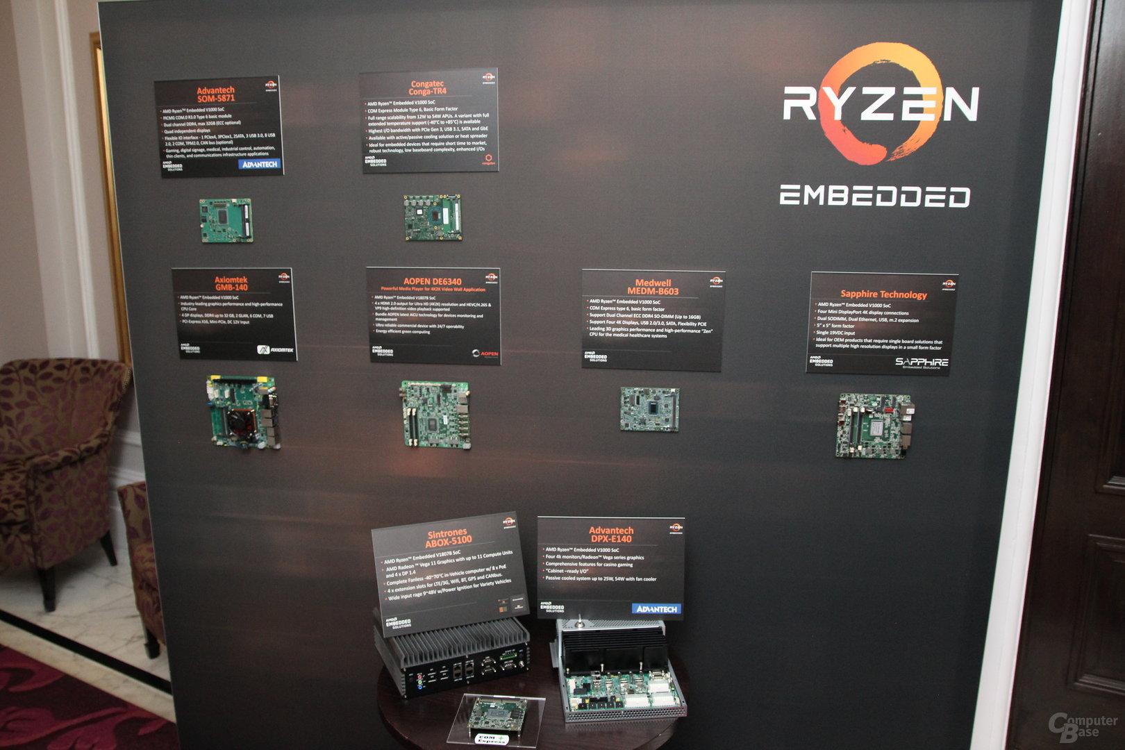 Epyc 3000/Ryzen V1000: AMD bringt Zen mit 16 Kernen und Vega