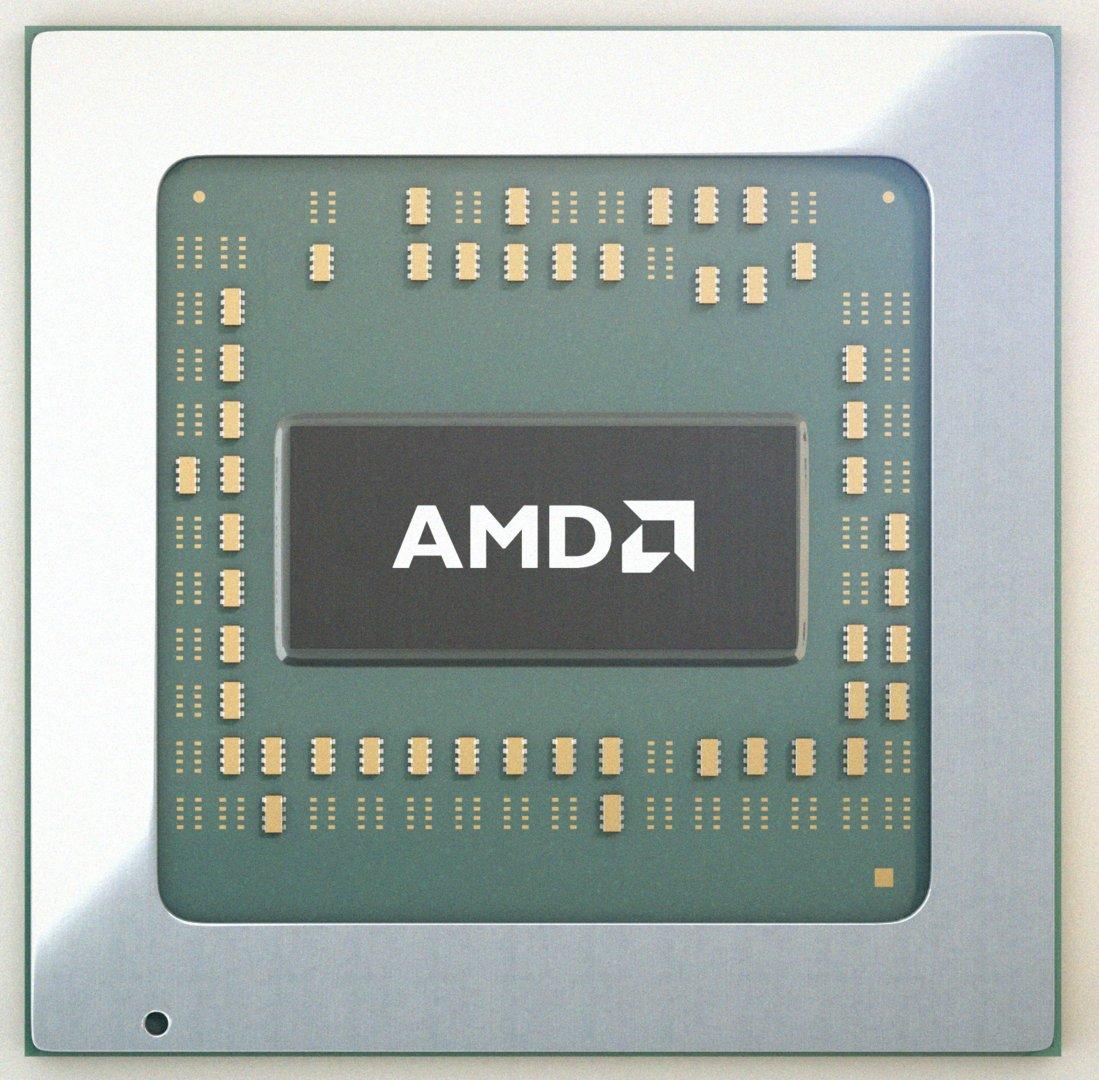AMD Epyc Embedded 3000 mit einem Die