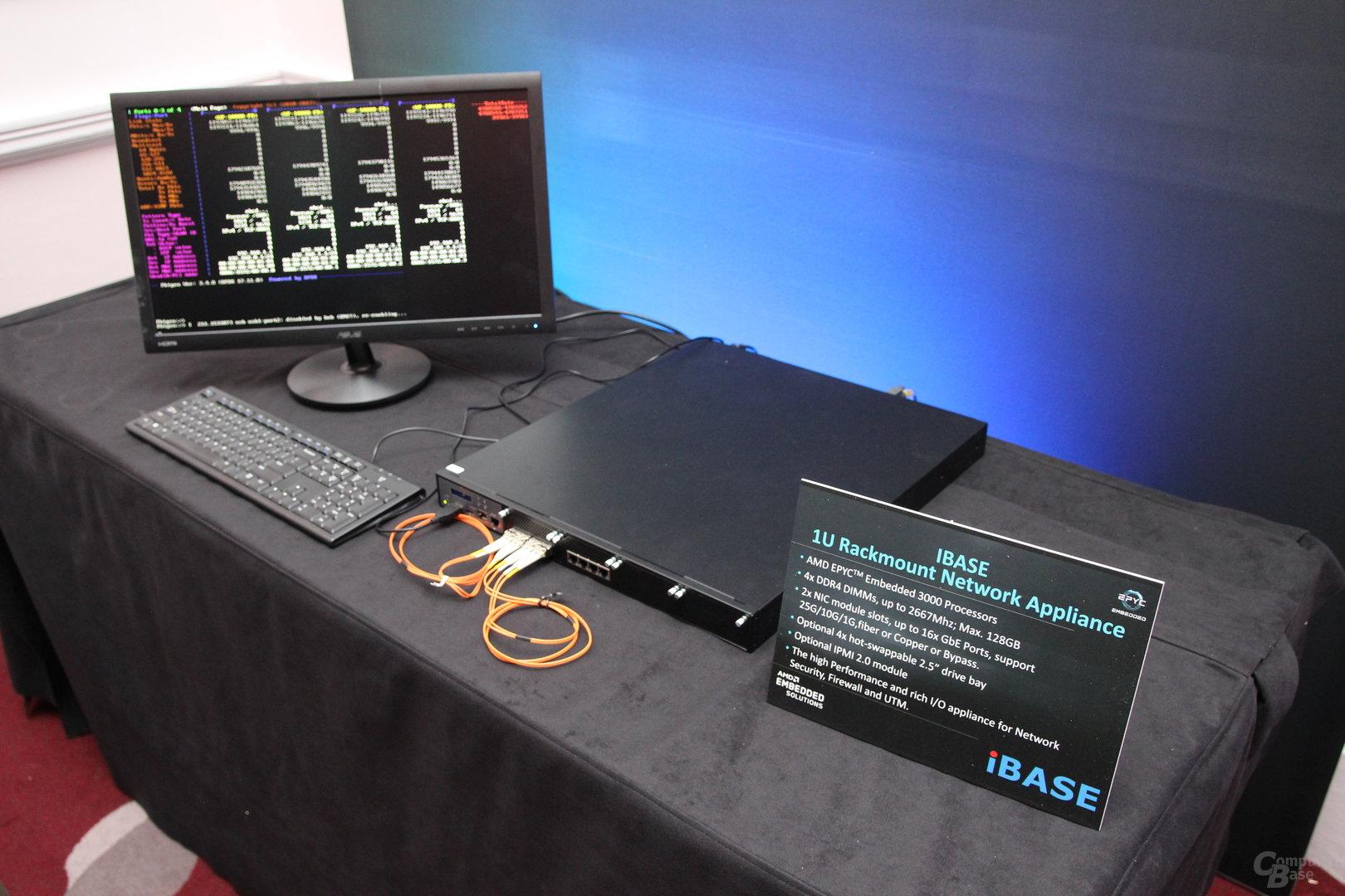AMD Epyc Embedded 3000