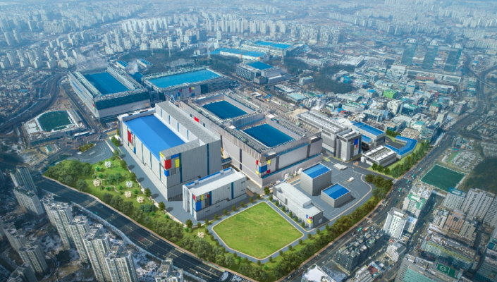 New EUV-Line in Hwaseong