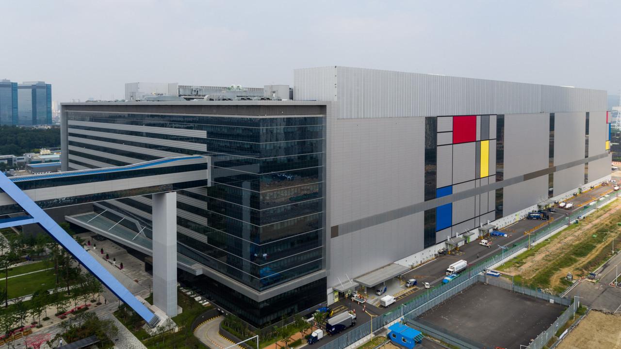 Samsung Foundry: Neue Fabrik mit 7-nm-EUV-Chips auch für Qualcomm