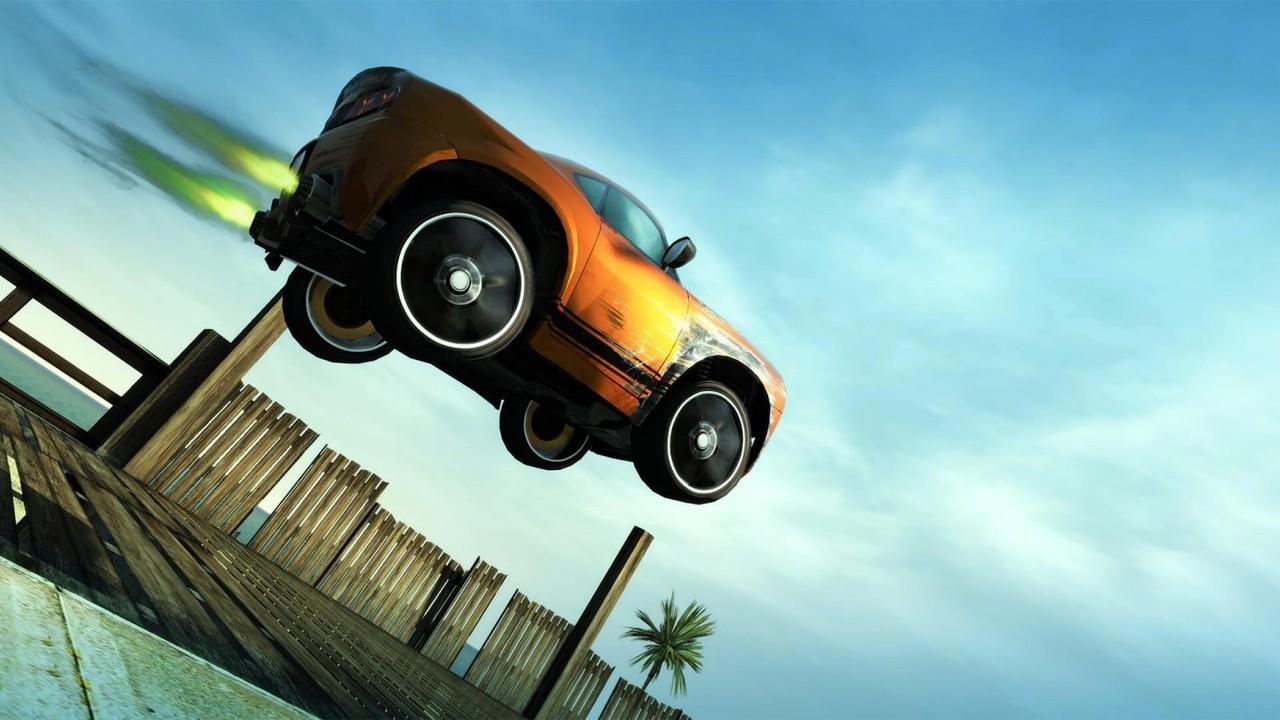 Burnout Paradise Remastered: Action-Rennspiel von 2008 lebt in 4K mit 60 FPS neu auf