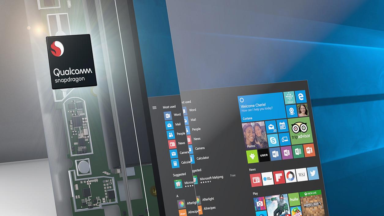 Always Connected PCs: Windows 10 on ARM mit LTE der Deutschen Telekom